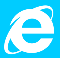 Logo d'Internet Explorer