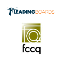Logos de Leading Boards et FCCQ