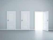 Illustration du concept d'ouverture