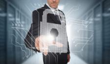 Illustration du concept de sécurité des données ou des centres de données