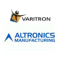 Logos de Varitron et Altronics Manufacturing