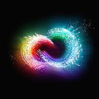 Logo de Creative Cloud 2014 d'Adobe