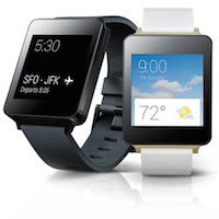 Montre G Watch de LG