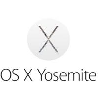 Logo de OS X Yosemite