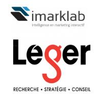 Logos de Léger et imarklab