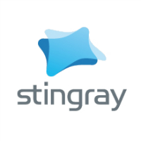 Logo de Stingray Digital