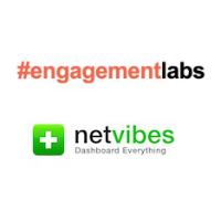 Logos d'Engagement Labs et de Netvibes