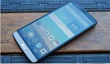 Dix téléphones pour les affaires - (1) Le G3 de LG