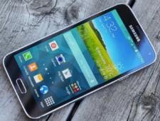 Le Galaxy S5 de Samsung