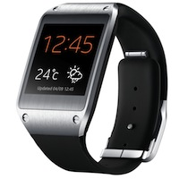 Montre intelligente Gear de Samsung