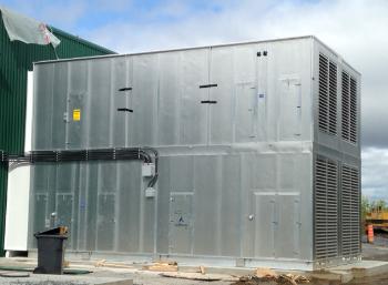 Le système de refroidissement du centre de données de ROOT