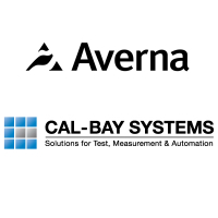 Logos d'Averna et Cal-Bay Systems