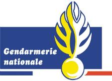 Logo de la Gendarmerie nationale française