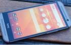 Dix téléphones pour les affaires – (4) Le One M8 de HTC