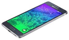 Le téléphone intelligent Galaxy Alpha de Samsung
