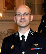 Le colonel Xavier Guimard.