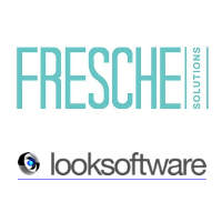 Logos de Fresche Solutions et Looksoftware