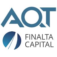 Logos de l'AQT et de FINALTA CAPITAL