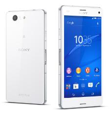 Le téléphone intelligent Xperia Z3 Compact de Sony Mobile