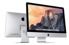 L'ordinateur iMac à écran Retina 5K d'Apple