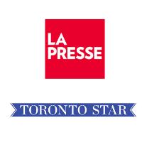 Logos de La Presse et du Toronto Star