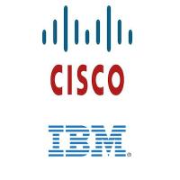 Logos de Cisco et IBM