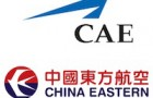 Partenariat entre CAE et China Eastern Airlines
