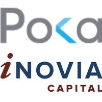 Logos de Poka et iNovia