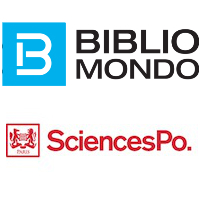 Logos de BiblioMondo et Sciences Po Paris