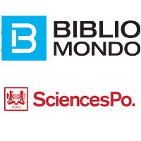 Logos de BiblioMondo et Sciences Po Paris