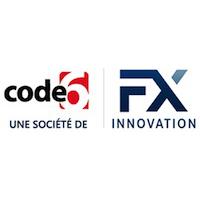 Logos de Code6 et FXInnovation