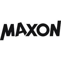 Logo de Maxon
