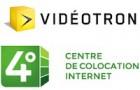 Vidéotron agrandit son centre de données de Québec
