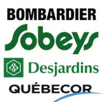 Hyperliens 2015 Bombardier Sobeys Desjardins Québecor