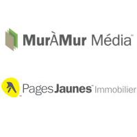 MurÀMur Média et Pages Jaunes Immobilier