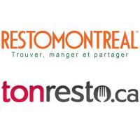 RestoMontreal et Tonresto créent un livre de réservations en nuage