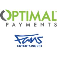 Paiements Optimal et FANS Entertainment