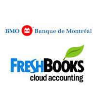 BMO Banque de Montréal et FreshBooks