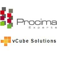 Procima Experts et vCube Solutions
