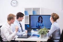 Skype, appels, entreprises, affaires, communications
