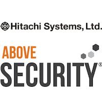 Hitachi Systems et Above Security, Above Sécurité