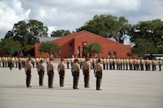 Armée, formation, États-Unis