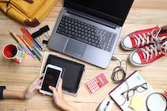 TIC, classe, école, technologie