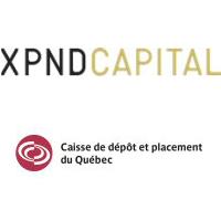 XPND Capital, Caisse de dépôt et placement du Québec