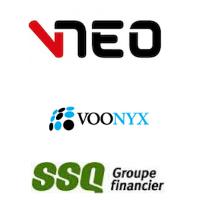 Entente entre V-Neo, Voonyx et SSQ Groupe financier