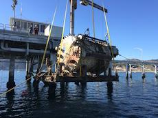 Centre de données sous-marin, Microsoft