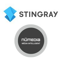 Stingray et Nümedia
