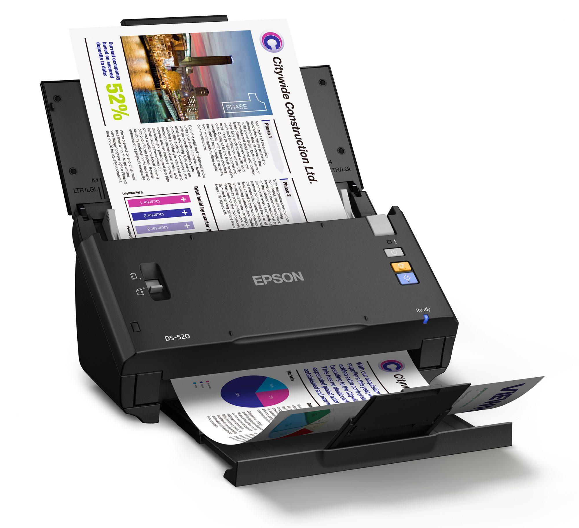 Ce qui fait que les scanneurs sont bien autre chose que des produits à faible marge.