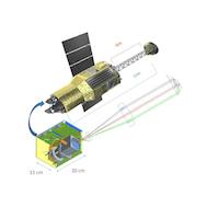 Un système de métrologie canadien dans une mission spatiale japonaise