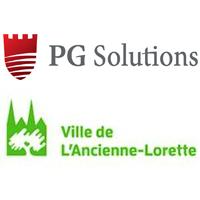 Secteur municipal : entente entre PG Solutions et L'Ancienne-Lorette